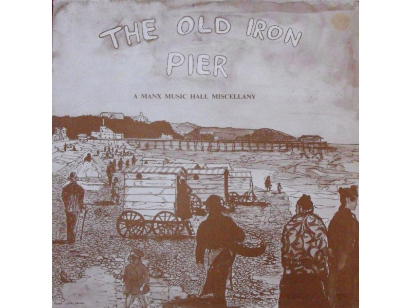 The Old Iron Pier LP cover